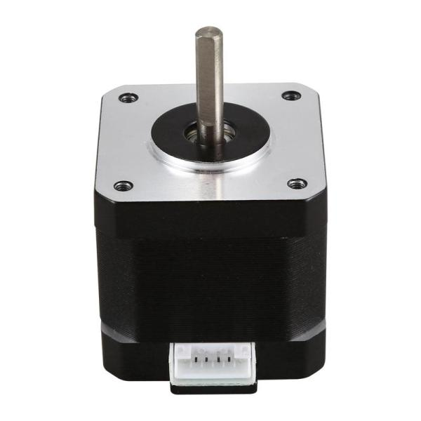 5Pcs 17HS4401S Motor Speed Stable 4-lead Nema17 Stepper Motor 42 Motor Low Noise 42BYGH 1.7A for CNC XYZ 3D Printer Accessories
