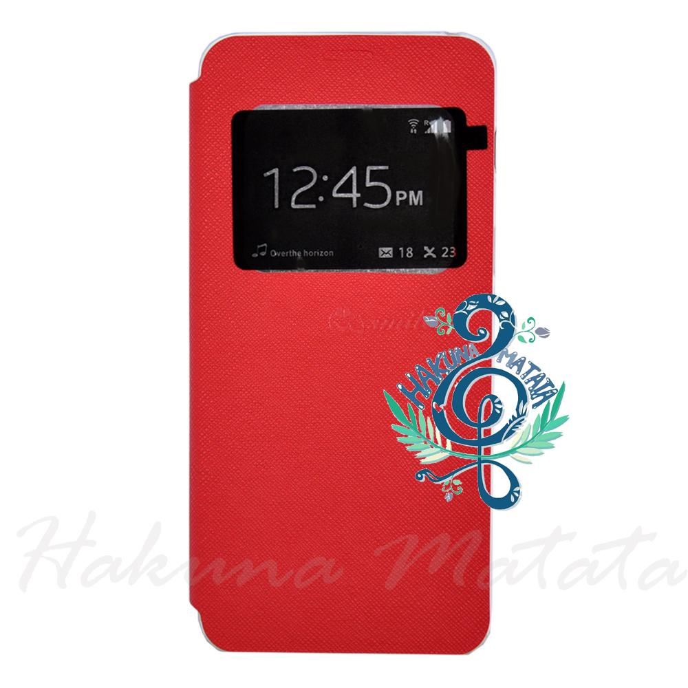Smile Standing Cover/Sarung Infinix Hot 4 X557 / Hot 4 Pro X556