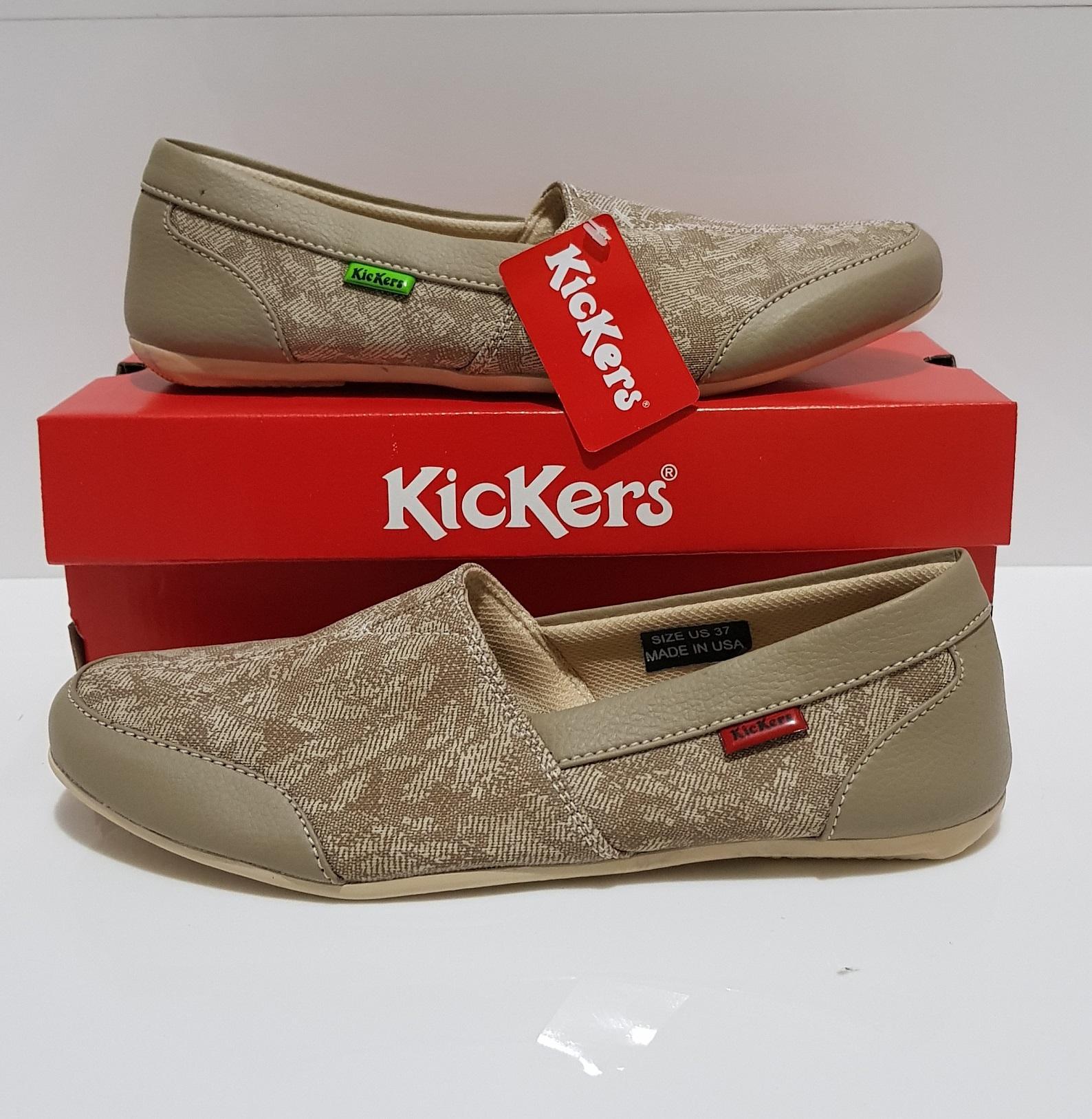 sepatu kickers cewek full cream 7118f8f8bc