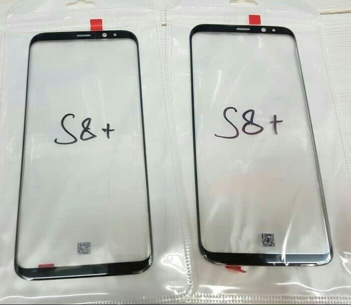 Gorilla Glass / Outer Glass / Kaca Depan Samsung Galaxy S8+ ORIGINAL