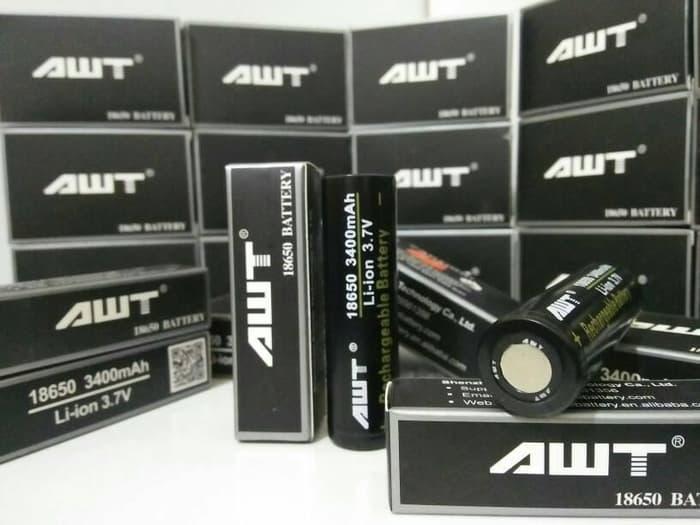 AWT. Aksesoris Rokok Elektrik