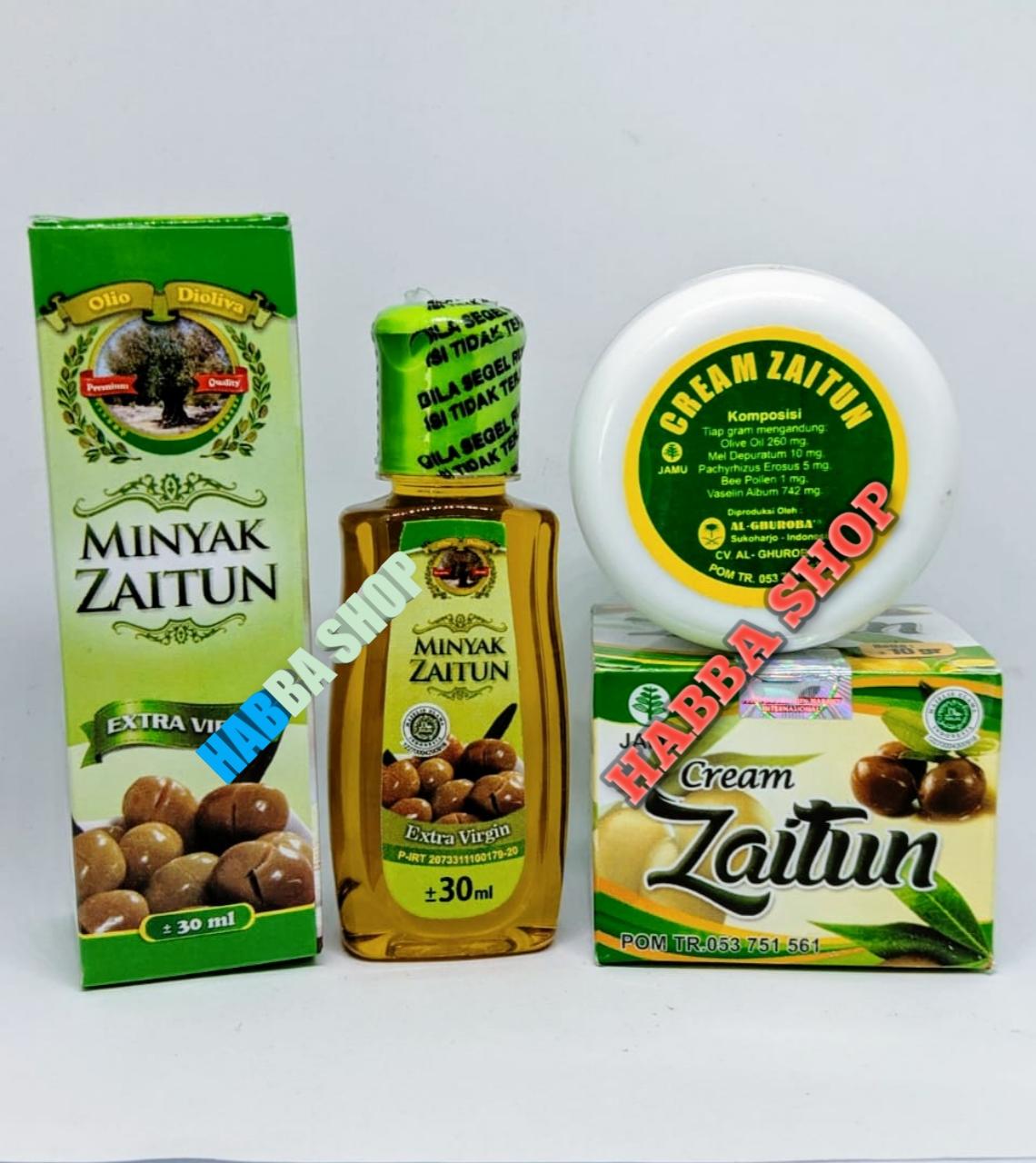 Dari Al Ghuroba Cream Wajah Zaitun Minyak Zaitun Untuk Wajah Jerawat Kulit Kusam Lazada Indonesia
