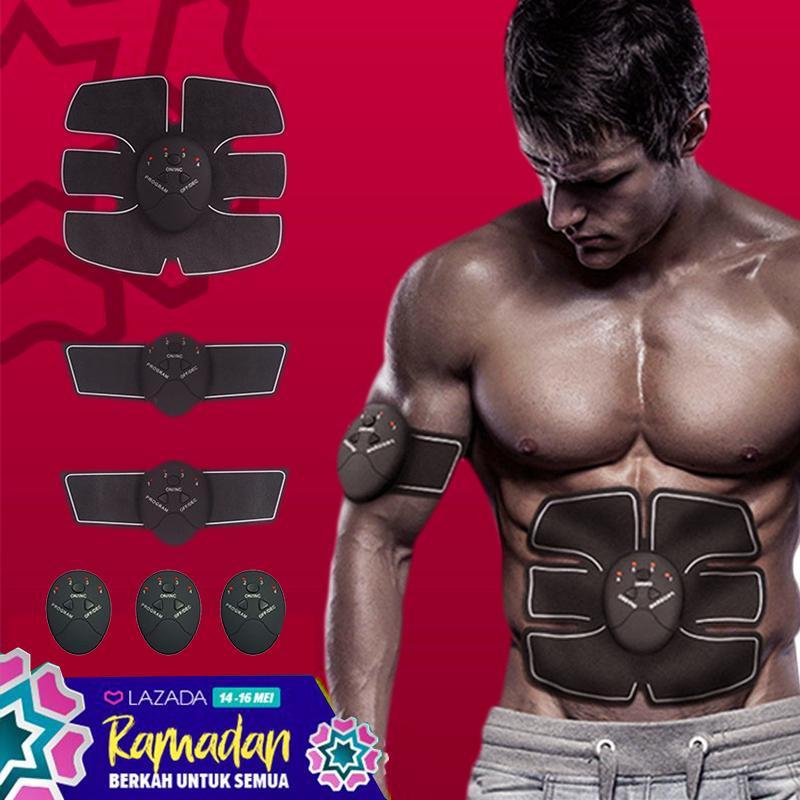 Doxiy 6 Pcs/set Abdominal Exercise Equipment Body Slimming Abs Fit Bentuk Latihan Kebugaran Sixpad Berkualitas Tinggi-Intl By Doxiy.