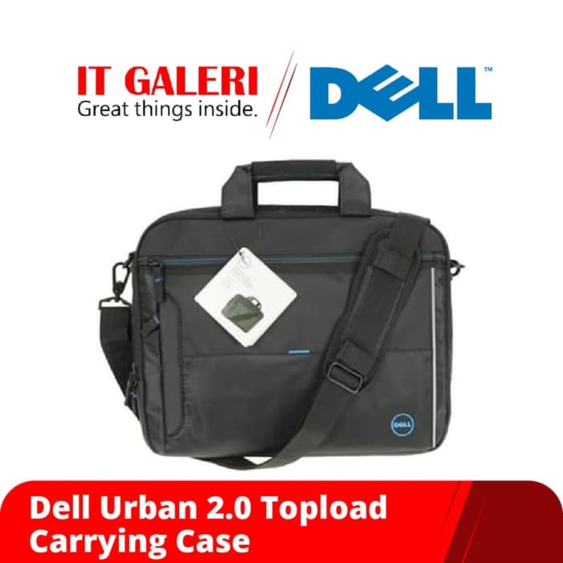 "Tas Bag Notebook Laptop 14""-15"" ORIGINAL Merk HP Elegant. Rp395.000. DKI Jakarta. Dell Urban 2.0 Topload Carrying Case Original"