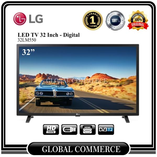LG 32LM550 LED TV 32 Inch DIGITAL TV