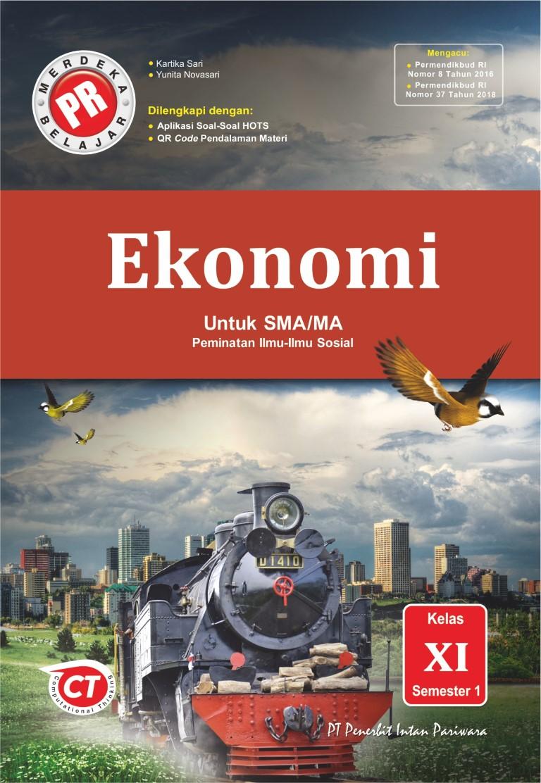 Buku Pr Ekonomi Kelas 11 Semester 1 Lks Intan Pariwara 2020 2021 Lazada Indonesia