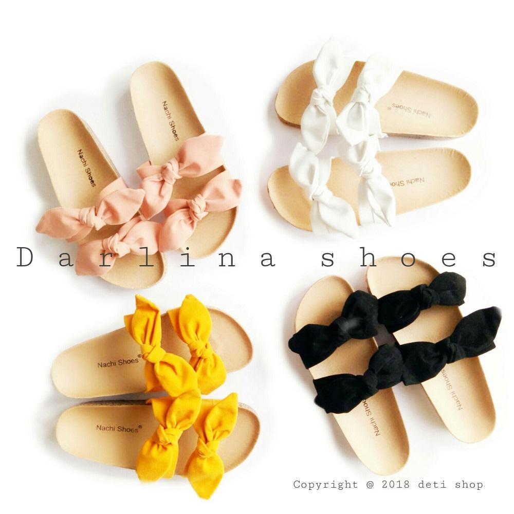 Darlina - Flat Shoes Pita 22 By Darlina Shoes.