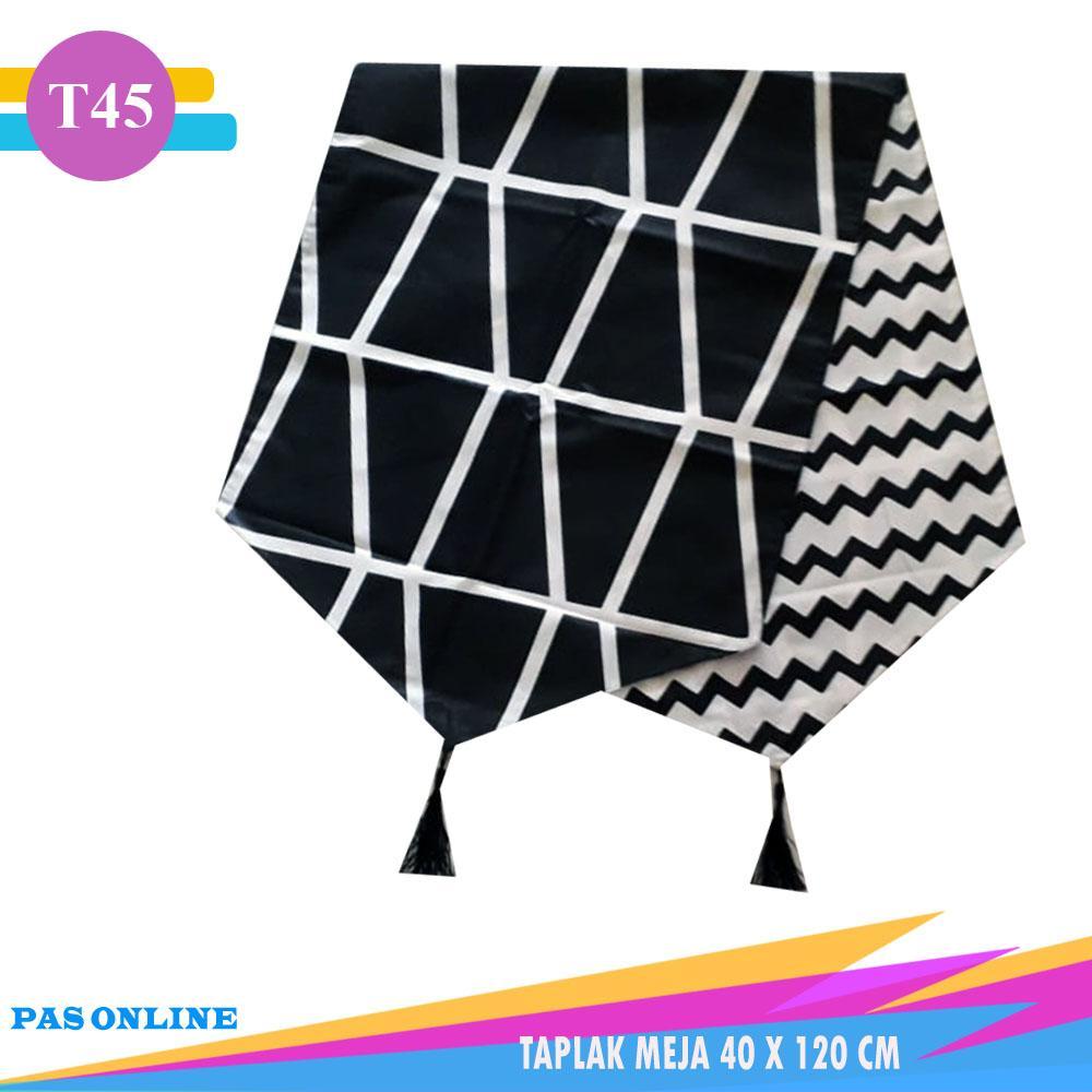 Pas Online - Taplak Meja Runner Table Size 120 X 40 Cm By Pas Online.