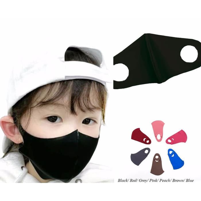 Info Harga Masker Anak Kain Second di Indonesia » Sing Payu