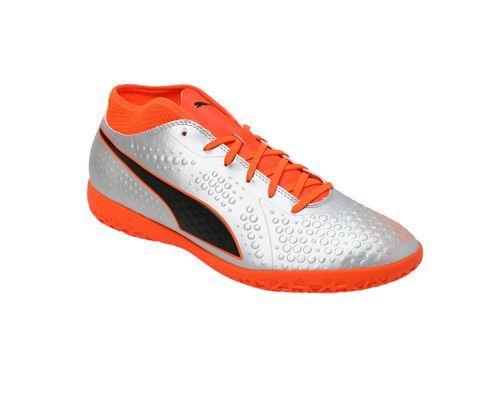 Sepatu Futsal Puma ONE Syn IT - 10475001 - silver 8c91d2cafb