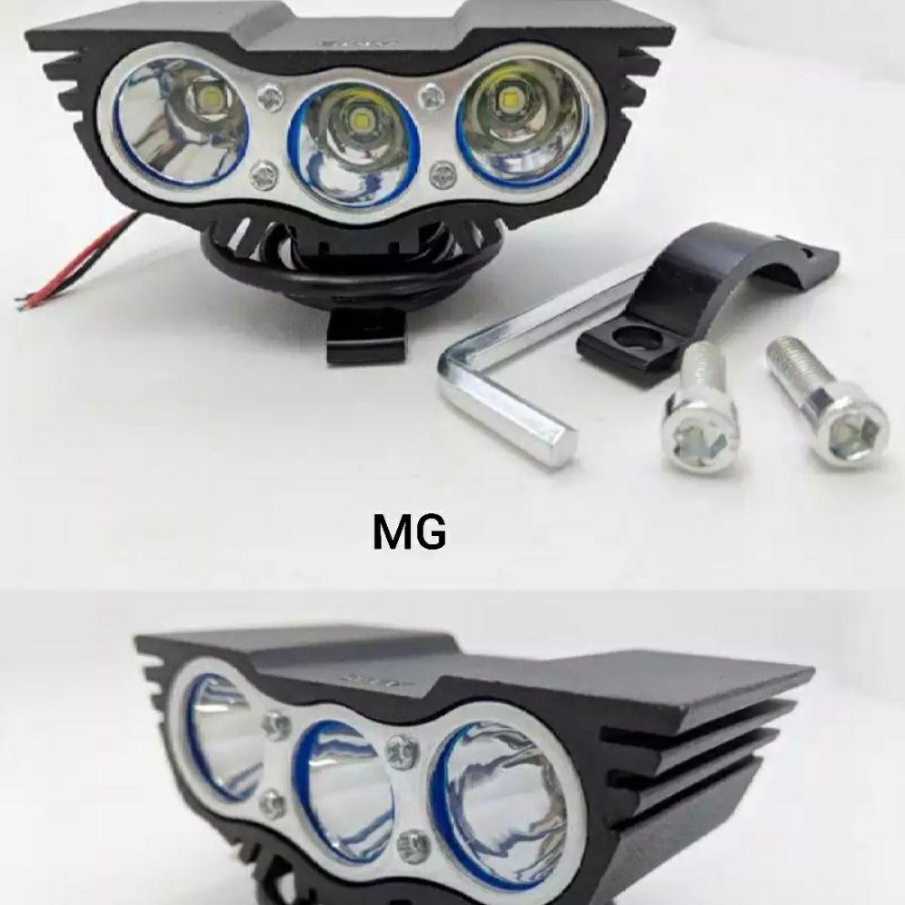 lampu tembak lampu sorot led cree 3 mata owl utrafire 30watt mode