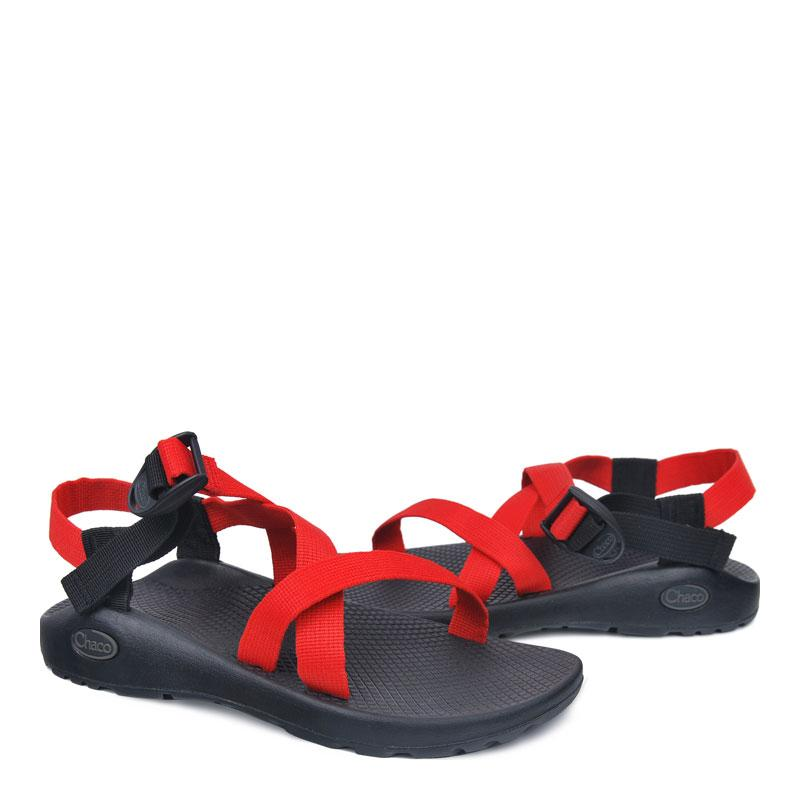 ef46e476d469 Chaco Z1 Z2 Outdoor Sports Sandals Female Summer Flat Sandals Quick-Drying  Webbing Schick
