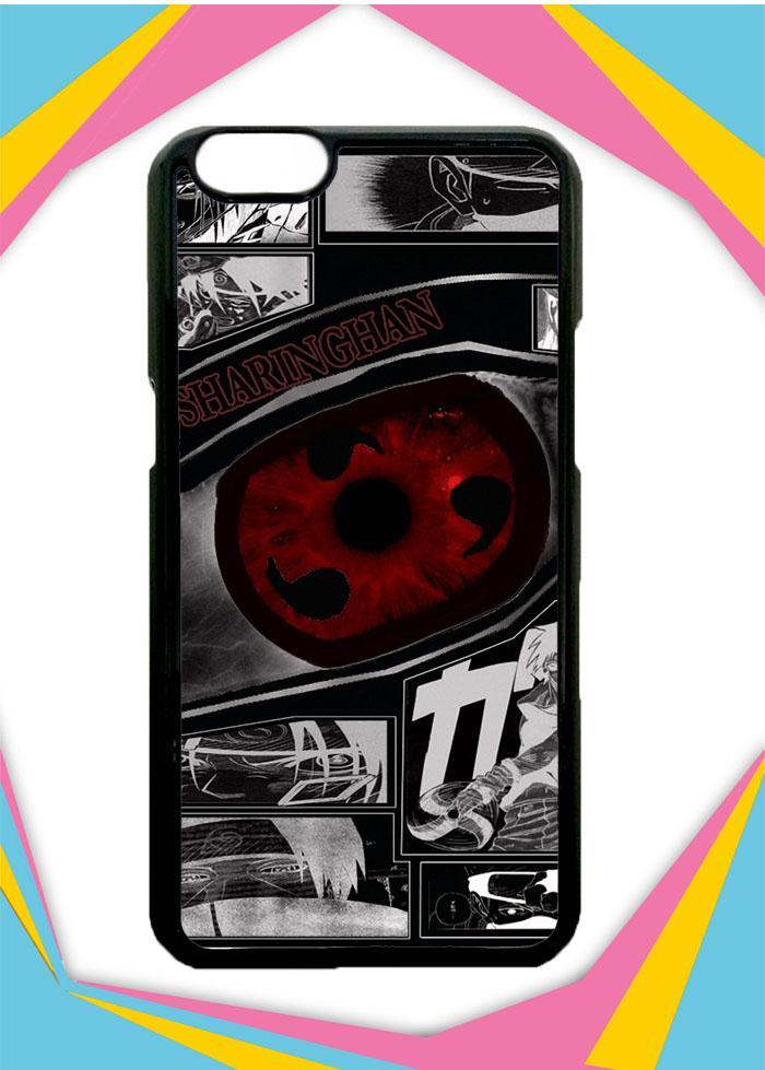 Casing Hardcase Custom OPPO F1S Anime Naruto Sharingan M00302 Case Cover