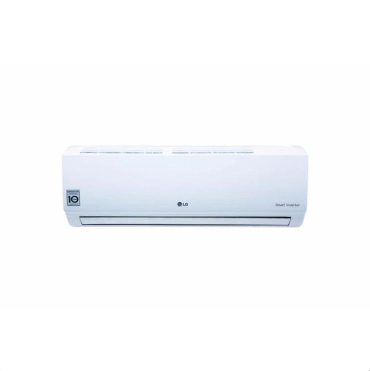 AC LG 06 EV4 + Pasang 3 meter / 06 EV4 AC Split Inverter 1/2 PK Putih