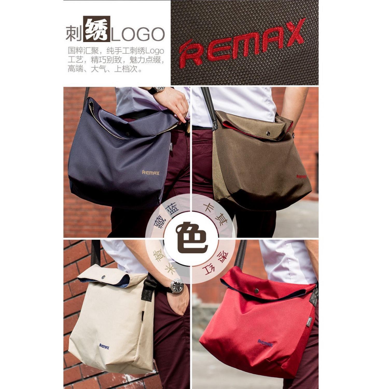 Best- Seller / Remax Fashion Notebook Bags - Single 199/ukuran /warnamerah By Ailin Shop.