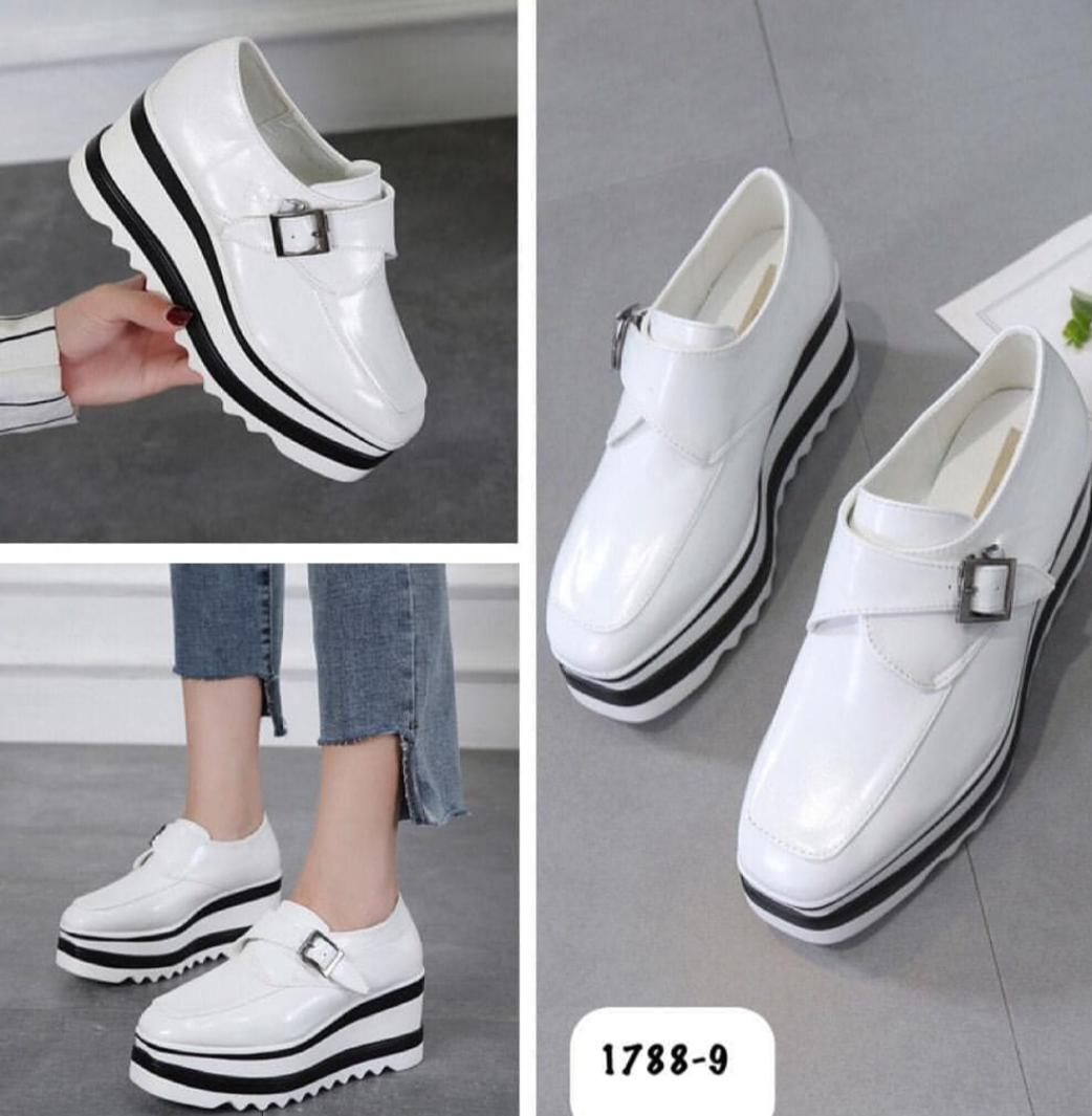 Karys4 - BOOTS - Sepatu Boots Fashion Wanita 5cm Terbaru N-933