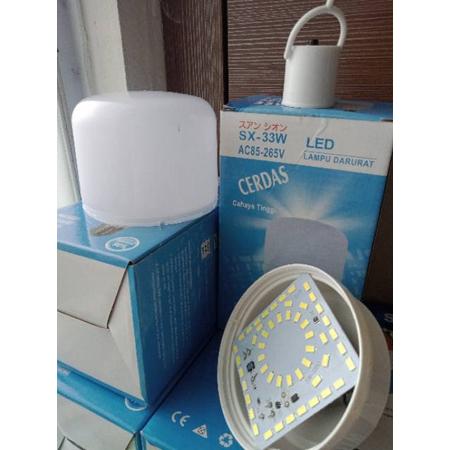 Lampu emergency LED SX 33 watt