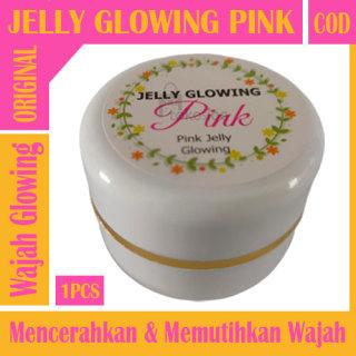 Jelly Glowing Pink Whitening Cream Original thumbnail