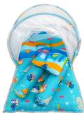 Spesifikasi Baby Bess Kasur Lipat Kelambu Bayi London Boy Paling Bagus