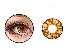 Toko Baby Color Softlens Candy Rainbow Brown 19 8Mm Baby Color Di Indonesia