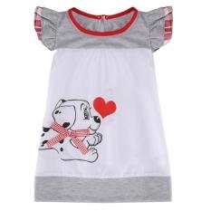 Harga Bayi Gadis Bunga Gaun Merah Dan Putih Bergaris Gaun Putri Intl Online Tiongkok
