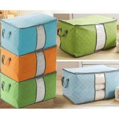 Baby Wang Storage Tidur - Tempat Penyimpanan Pakaian – Blue
