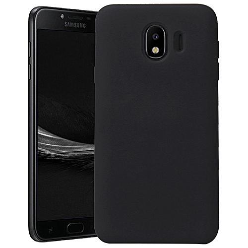 GOCENG STORE UltraSlim Black Matte Hybrid Case for Samsung Galaxy J2 Core ( j260 )  - Black -  JUAL CASE MATTE Termurah - Terlaris Jakarta