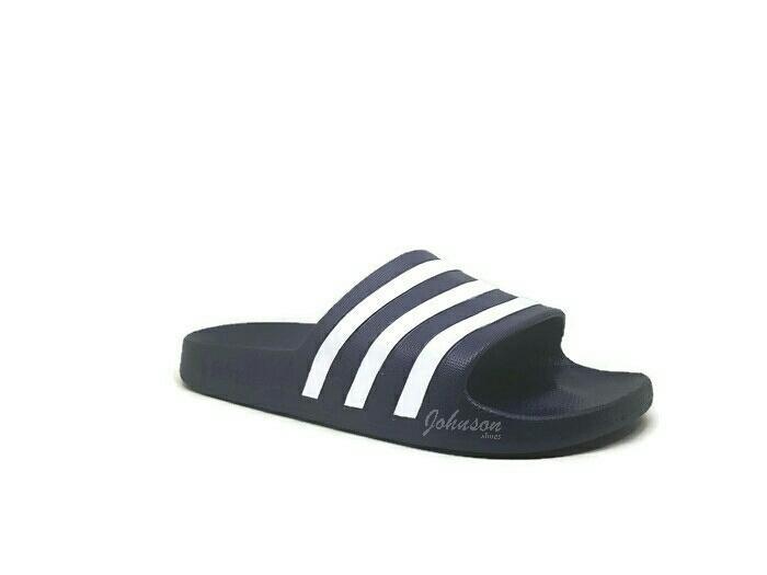 8e1ae4c3bded   Johnson Shoes   Sandal Adidas - ADILETTE AQUA ORIGINAL 100% Black White
