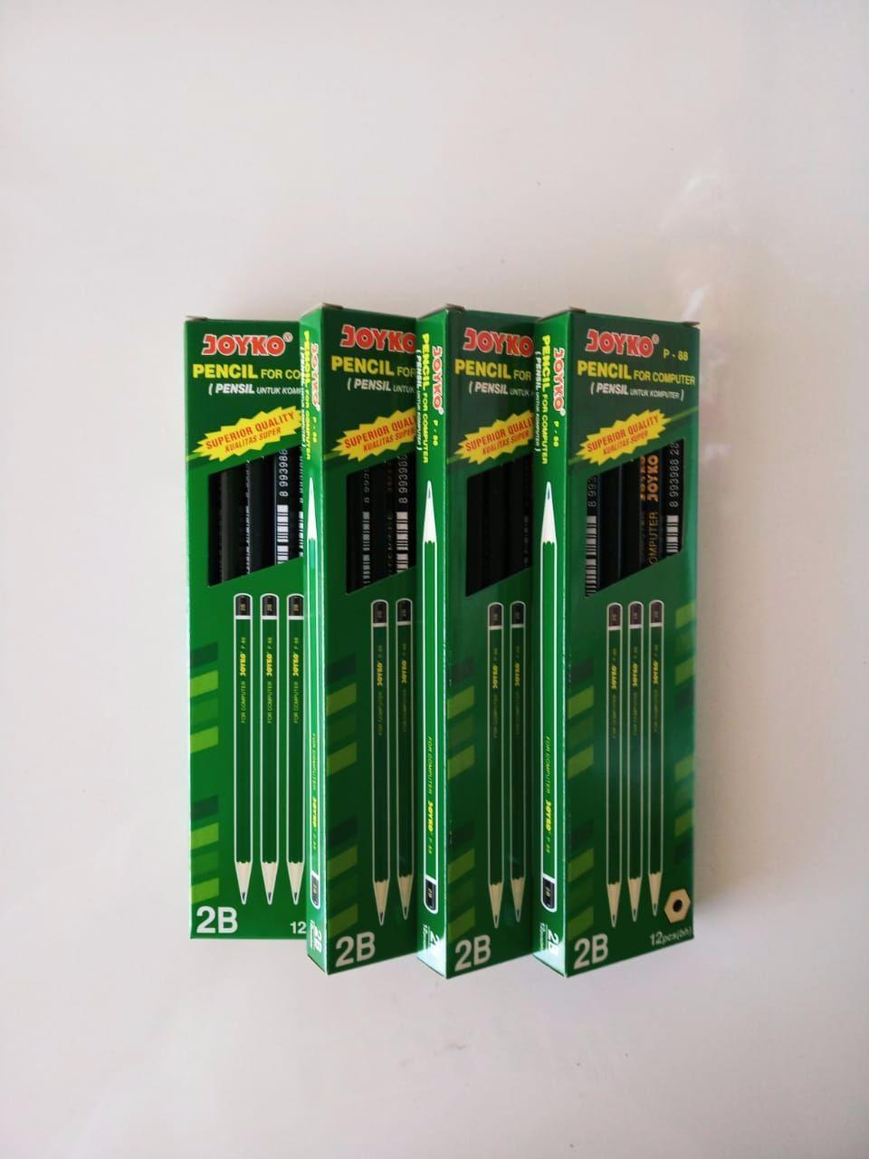 Pensil 2B merk JOYKO (4 lusin)
