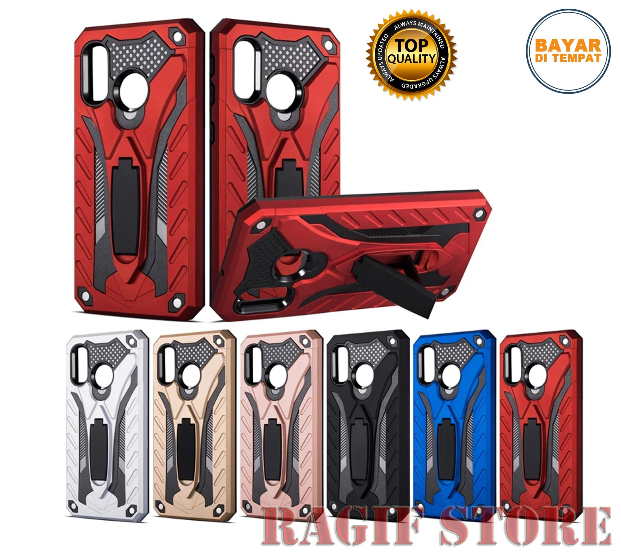 Mika/Hardcase Samsung A10S Case/Casing Model Transformers Standing