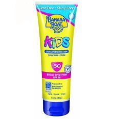 Obral Banana Boat Kids Sunscreen Lotion Spf50 236Ml Murah