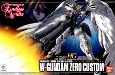 Bandai 1 144 Hg Gundam Wing Zero Custom Promo Beli 1 Gratis 1