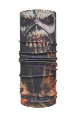 Bandana Motif Iron Maiden