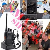 Spesifikasi Baofeng Bf888S Uhv Walkie Talkie Ctcss Dcs With Battery Flashlight Earset Hitam Murah Berkualitas