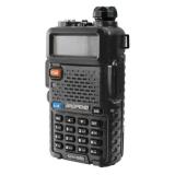 Spesifikasi Baofeng Walkie Talkie Ht Handy Talkie Uv5R Uv 5R 1 5 Lcd 5W 128 Ch Dual Band Uhf Vhf Hitam Beserta Harganya