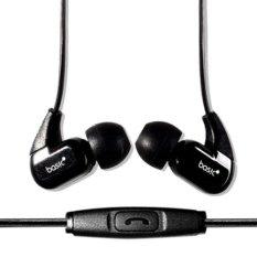 Toko Basic In Ear Earphone Ie 85 Black Jawa Barat