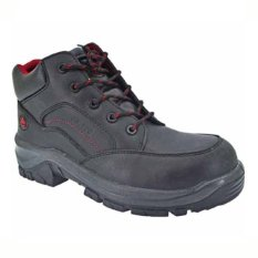 Bata Safety Shoes House - Hitam