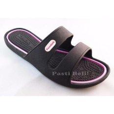 Bata Sandal Karet Wanita 572-6108 - Hitam