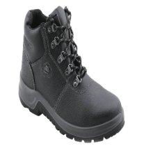 Bata Sepatu Safety Industrials Tipe Darwin - Hitam