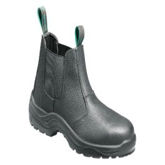 Bata Sepatu Safety Industrials Tipe Maestro - Hitam