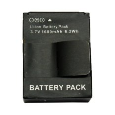 Harga Hemat Baterai Kamera Gopro Hd Hero3 Hero3 1680 Mah Rechargeable Battery
