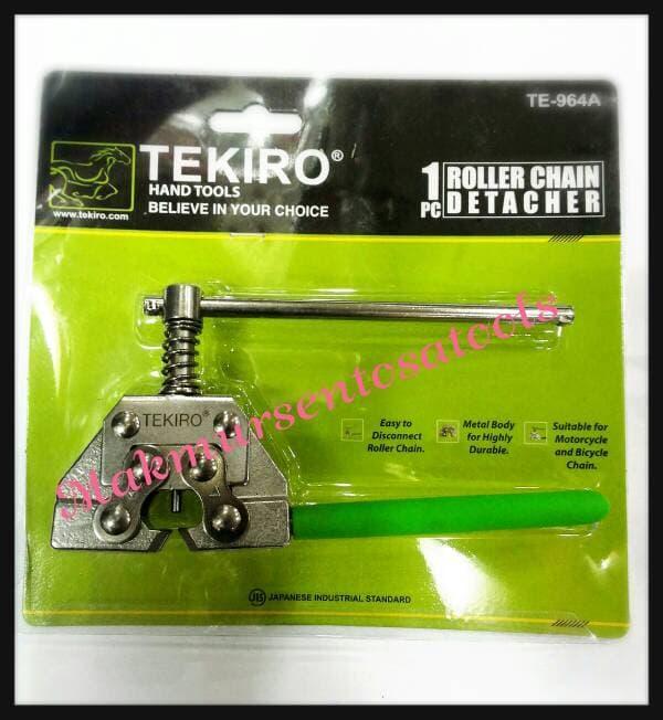 Tang Potong Rantai Tekiro Roller Chain Alat Pemotong RantaiIDR190000. Rp 190.118