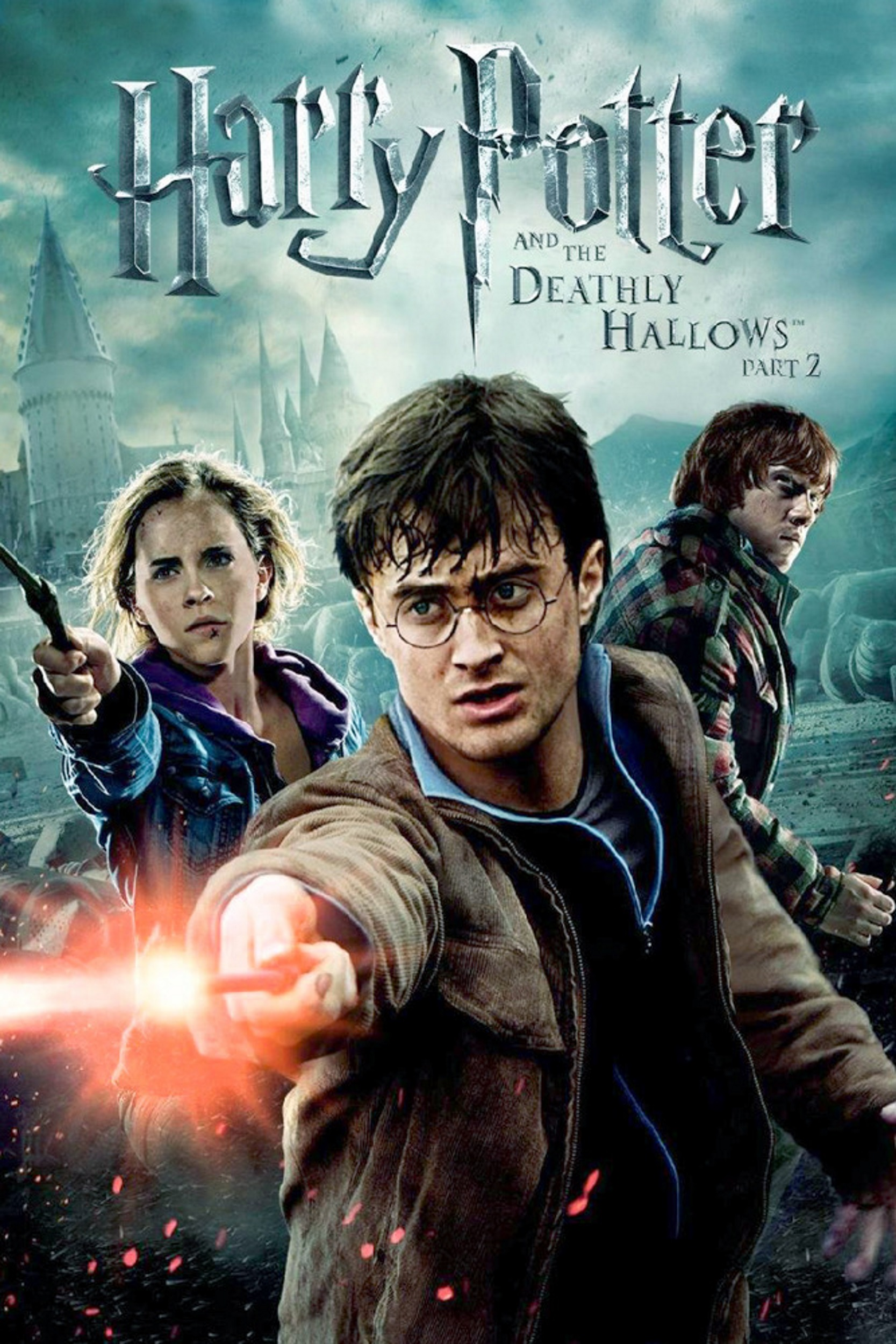 Jual Dvd Kartun Anak Harry Potter And Deathly Hallows Part 2 2011 Lazada Indonesia