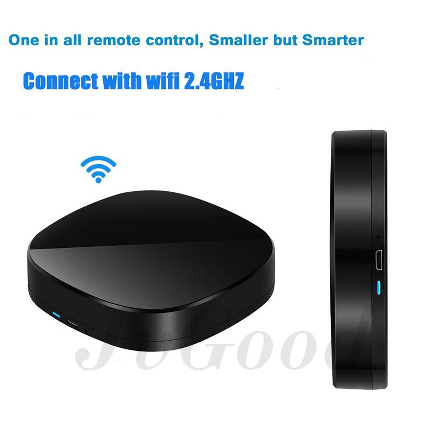 Giảm 41 %】 JvGood Smart IR, WiFi Smart Home Control, TV