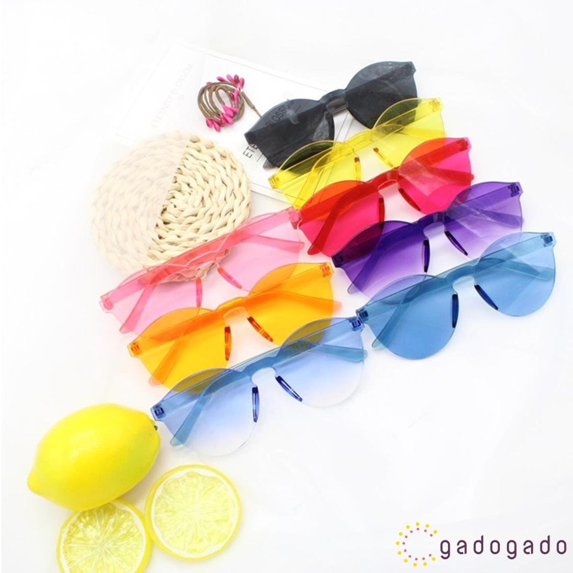 Gadogado Fygalery - Kacamata K400 Kacamata Transparan Simple Kacamata Import Kacamata Murah Batam Kacamata Fashion Kids By Gado Gado Shop