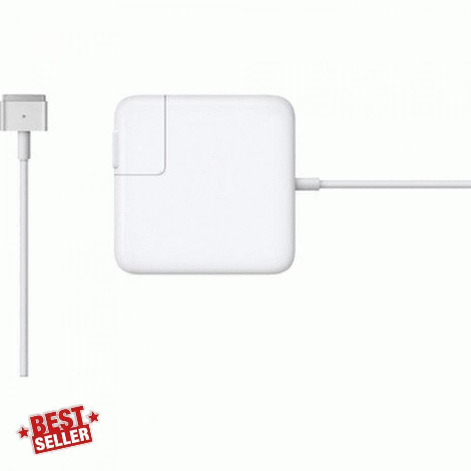Apple 45W MagSafe 2 Power Adapter A1436 T Tip, Produk  Suku Cadang Laptop AC Adapter Teknologi Terkini   ORC29260
