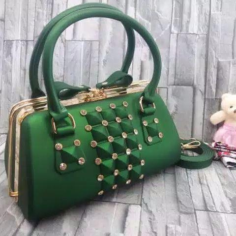 Tas Fashion JELLY BEHEL STUDED DIAMOND 3c2311d28b