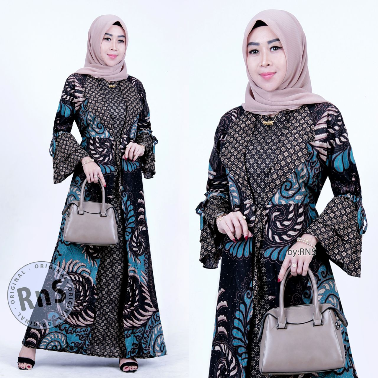Gamis Wanita Terbaru 2020 Gamis Batik Jazzy Gamis Batik Wanita Modern Jumbo Big Size Gamis Batik Kombinasi Gamis Syar I Gamis Kondangan Lebaran Full Katun Halus Lazada Indonesia