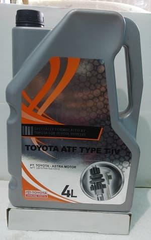 Oli Matic ATF T IV for Toyota Avanza- Innova- Fortuner..Original