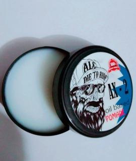 Minyak Rambut ALC Pomade Medium 55gr - Vanila thumbnail